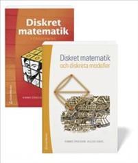 Diskret Matematik - paket - Grundbok och fördjupning