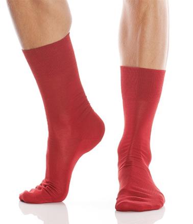 Falke - Tiago Sock Scarlet Red