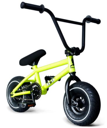 Mini BMX - Urban Neongul