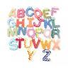 26 Alfabet magneter av trä, Inlärningsverktyg för barn
