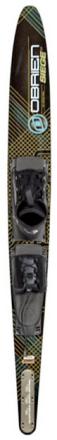 Obrien Siege Junior Slalomskida 62''/157 cm med X9 JR RTP bindning