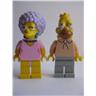 Lego Figur Figurer - Simpsons - 2st Figurer FKL 1374