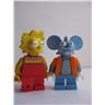 Lego Figur Figurer - Simpsons - 2st Figurer FKL 1372