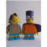 Lego Figur Figurer - Simpsons - 2st Figurer FKL 1370
