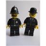 Lego Figur Figurer - Samlingsfigurer - 2st Figurer FKL 1383