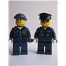 Lego Figur Figurer - Samlingsfigurer - 2st Figurer FKL 1388
