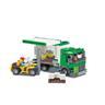 LEGO Kompatibel Lastbil & Gaffeltruck