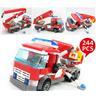 Leksaks Brandbil LEGO Kompatibel 244 delar