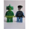 Lego Figur Figurer - Samlingsfigurer - 2st Figurer FKL 1392