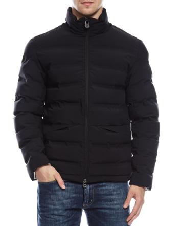 1244 Mens down jacket black