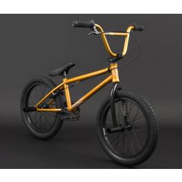 """Root Catalog/Default Category BMX/BMX Cyklar BMX BMX/Flybikes2017 """"Flybikes 2017, Nova 18"""""""" RHD Gloss Metallic Orange"""""""