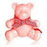 NEW!Cute Bear Naturlig handgjord tvål 100 gr Pink (2836)
