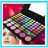 NYA! Shimmer matta Palette 60+18 Färger Ögonskuggor