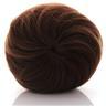 Mizzy Hair bun - Rak brun/rod #4/30