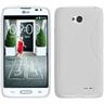 S-Line skal LG L70 (D320) (Vit)