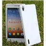 S-Line Skal Huawei Ascend P7 (Vit)