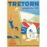 TRETORN Katalog/Prislista Gymnastikskor 1957 Helsingborg
