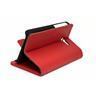 Standcase wallet Asus ZenFone 4 (Röd)