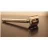 RomeR Rakhyvel Razor.Lång robust handle.Diamond Cut Handle.[DIAMOND]Gratis Blade
