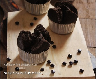 BROWNIES KUKUS MEKAR