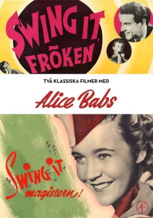 ;Alice Babs Box - Två klassiska filmer