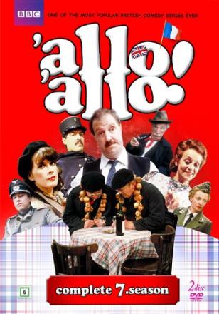 ;Allo allo! / Säsong 7 (Nyaste utgåvan)