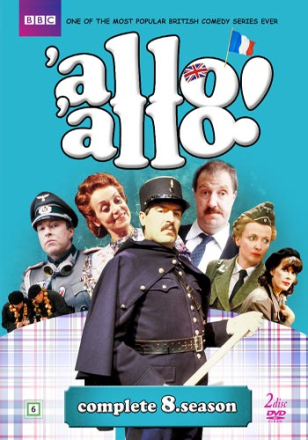 ;Allo allo! / Säsong 8 (Nyaste utgåvan)