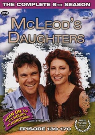 """;McLeod""""'s daughters / Säsong 6"""