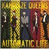 Kamikaze Queens - Automatic Life - CD NY - FRI FRAKT