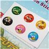 NY!iPhone 3G/3Gs/4G/iPad Homebutton Hemknapp sticker