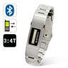 Bluetooth Armband Vibration Function+Digital Time Display