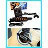 Guitar PickUp mikrofon för alla Akustisk Gitarr + 2m kabel