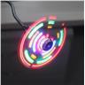 Ny Flexibel USB2.0 LED-ljus med fläkt hög kvalitet för dator