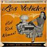 Los Volidos - Hot Rod Woman - CD NY - FRI FRAKT