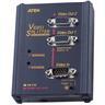ATEN VGA-splitter från 1 till 2. Anslutande VGA-kabel medföljer