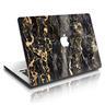 "MacBook Pro 13"" Retina - Marmor Skin - Svart/Guld"