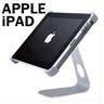 Aluminum Rotatable Desktop Holder Stand för iPad iPad 2