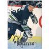 Be A Player BAP 95-96 Autograf # S038 EMERSON Nelson