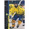 Be A Player BAP 95-96 Autograf # S177 SUNDSTRÖM Niklas
