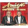 AMIGOS - DAS BESTE - 40 HITS - 2CD