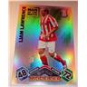 L LAWRENCE MAN OF THE MATCH 2009-10 TOPPS MATCH ATTAX
