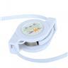 USB Dock Station Ställ Laddare + kabel för iPhone 4/4S - Svart