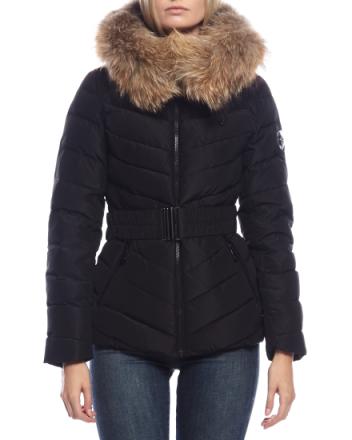 Killington black/black down jacket