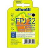 Olivetti bläckpatron FPJ22 Svart 750 sidor