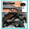 Keyed trigger lock SAFETY Lås NIP för avtryckare Vapenlås