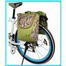 Cykelväska fästes på pakethållaren Picknick Väska Isolerad