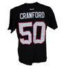 Chicago BlackHawks CRAWFORD NHL t-shirt strl. S från Reebok