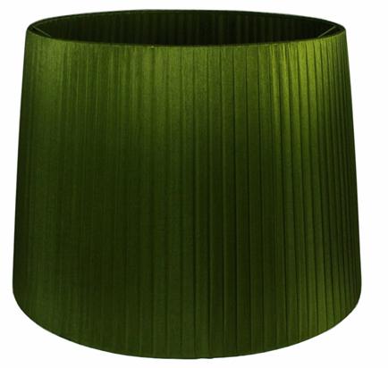 Oriva Lampskärm Organza Rund 50 cm Grön