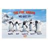 Happy Feet - The Five Amigos