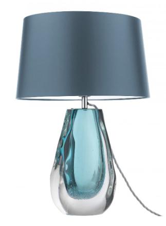 Heathfield & Co Anya Peacock Bordslampa
